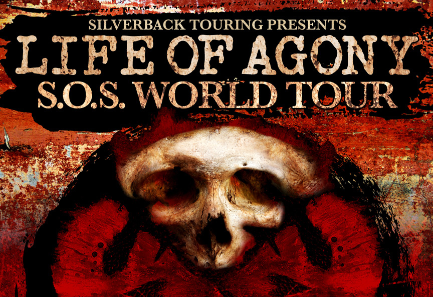 Best Metal Albums Of 2020.Life Of Agony Announce January 2020 Australian Tour